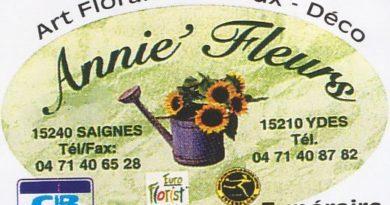 ANNIE FLEURS