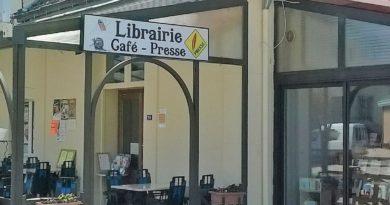 LIBRAIRIE DU CAFÉ DE LA GARE