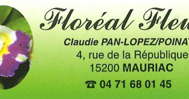 FLOREAL FLEURS